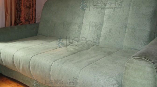 IMG 3460 672x372 - Услуги химчистки мягкой мебели на дому